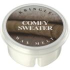 Kringle Candle Comfy Sweater tartelette en cire 35 g