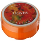 Kringle Candle Leaves świeczka typu tealight 35 g
