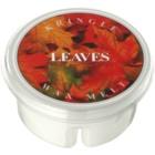 Kringle Candle Leaves illatos viasz aromalámpába 35 g