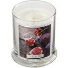 Kringle Candle Oak & Fig vonná sviečka 240 g