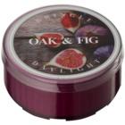 Kringle Candle Oak & Fig vela do chá 35 g