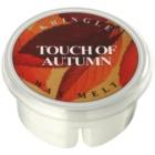 Kringle Candle Touch of Autumn tartelette en cire 35 g