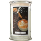 Kringle Candle Vanilla Latte bougie parfumée 624 g