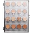 Kryolan Dermacolor Light paleta 16 odstínů korektorů