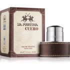 La Martina Cuero Hombre Eau de Toilette for Men 50 ml