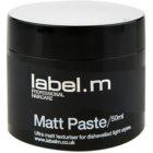 label.m Complete mattirende Paste für Definition und Form