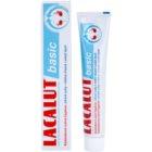 Lacalut Basic dentifrice pour des dents et gencives saines