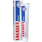 Lacalut Fluor pasta de dientes para fortalecer el esmalte dental