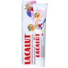 Lacalut Junior pasta de dentes para crianças sem açucar