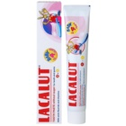 Lacalut Junior dentifrice pour enfants sans sucres