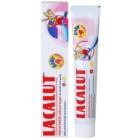 Lacalut Junior Zahnpasta für Kinder ohne Zucker