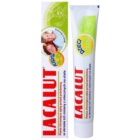 Lacalut Junior dentifricio per il periodo di cambiamento dai denti da latte a quelli normali