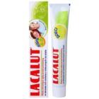 Lacalut Junior pasta de dientes para período de cambio de los dientes de leche por los permanentes