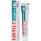 Lacalut Sensitive pasta para dentes sensíveis