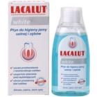 Lacalut White bain de bouche effet blancheur