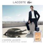 Lacoste L'Homme Lacoste eau de toilette per uomo 100 ml