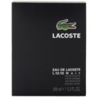 Lacoste Eau de Lacoste L.12.12 Noir II woda toaletowa dla mężczyzn 100 ml