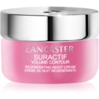 Lancaster Suractif Volume Contour crema regeneradora de noche para reafirmar la piel