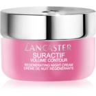 Lancaster Suractif Volume Contour regenerierende Nachtcreme zur Festigung der Haut
