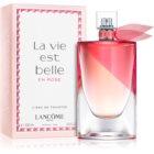 Lancôme La Vie Est Belle En Rose eau de toilette pour femme 100 ml