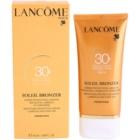 Lancôme Soleil Bronzer слънцезащитен крем за лице SPF30