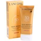 Lancôme Soleil Bronzer Face Sun Cream  SPF 50