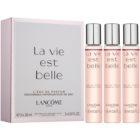 Lancôme La Vie Est Belle parfémovaná voda pro ženy 3 x 18 ml (3 x náplň)