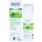 Lavera Faces Bio Mint vlažilni fluid za mastno kožo