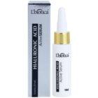 L'biotica Active Serum Hyaluronic Acid festigende Feuchtigkeitspflege mit regenerierender Wirkung
