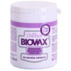 L'biotica Biovax Dark Hair mascarilla capilar intensa para aportar hidratación y brillo