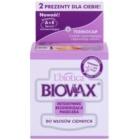 L'biotica Biovax Dark Hair intenzivní vlasová maska pro hydrataci a lesk
