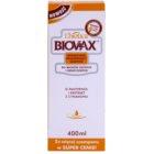 L'biotica Biovax Dry Hair champô regenerador para cabelo seco a danificado