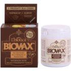 L'biotica Biovax Natural Oil revitalizáló maszk a haj tökéletes kinézetéért