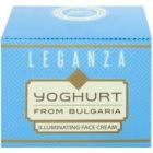 Leganza Yoghurt rozjasňující denní krém
