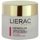 Lierac Deridium Anti - Aging Nourishing Cream For Dry To Very Dry Skin