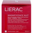 Lierac Magnificence noční detoxikační a vyhlazující gel-balzám