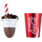Lip Smacker Coca Cola stylový balzám na rty v kelímku