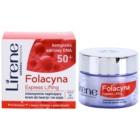 Lirene Folacyna 50+ crema de día con efecto lifting SPF 10