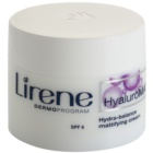 Lirene HyaluroMat Mattifying Cream with Hyaluronic Acid SPF 6