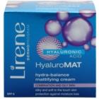 Lirene HyaluroMat matující krém s kyselinou hyaluronovou SPF 6