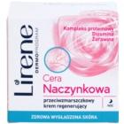 Lirene Redness noční regenerační krém proti vráskám