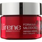 Lirene Youthful Formula 55+ straffende Creme mit nahrhaften Effekt