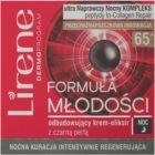 Lirene Youthful Formula 65+ creme de noite intensivo regenerador