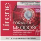 Lirene Youthful Formula 35+ denný protivráskový krém s hydratačným účinkom