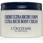 L'Occitane Karité крем для тіла для сухої та дуже сухої шкіри