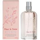 L'Occitane Fleurs de Cerisier eau de toilette nőknek 75 ml