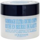 L'Occitane Karité делікатний пілінг для тіла