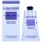 L'Occitane Lavande крем для рук та нігтів з бамбуковою олійкою