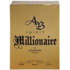 Lomani AB Spirit Millionaire Eau de Toilette für Herren 100 ml