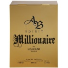 Lomani AB Spirit Millionaire Eau de Toilette para homens 100 ml